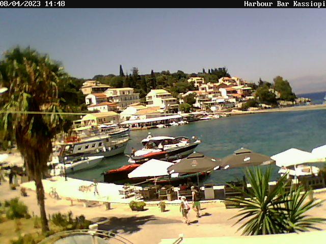Harbour Bar Kassiopi