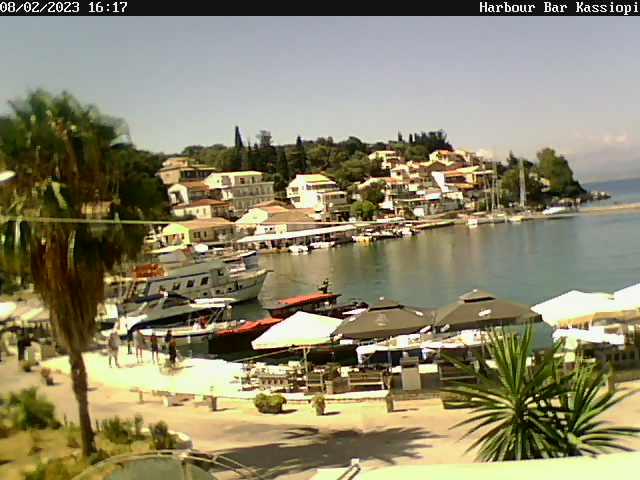 Corfou (Iles Ioniennes – Grèce)